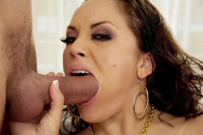 Kristina Rose Blow Job
