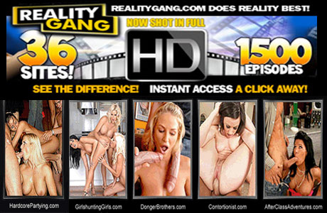 Kristina Rose at Reality Gang